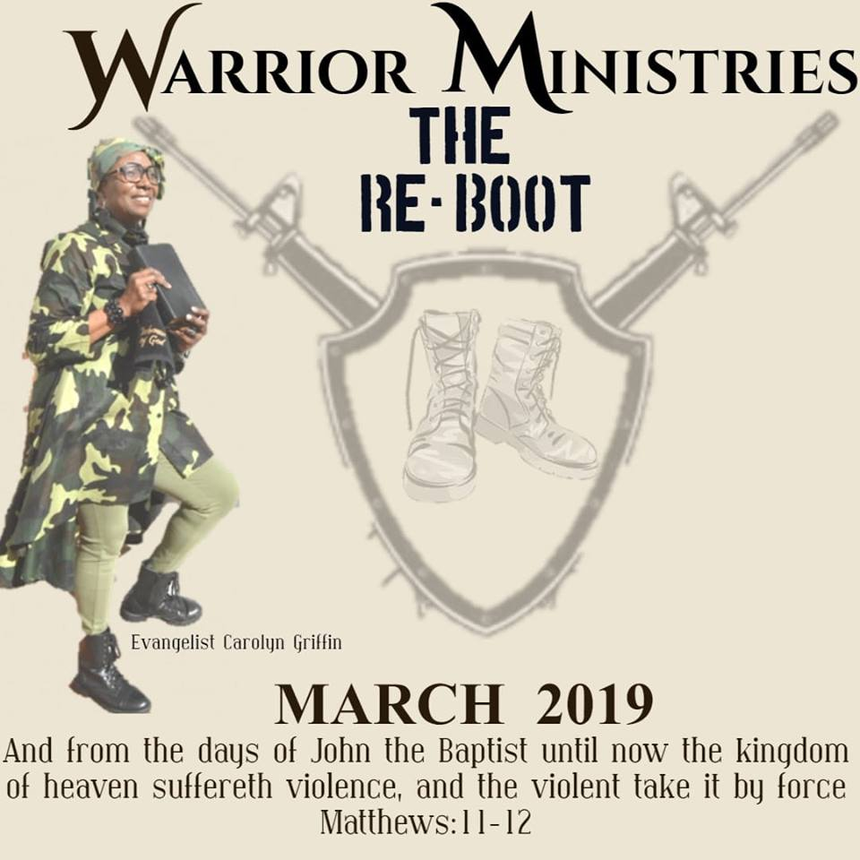 Warrior Ministries Re-Boot
